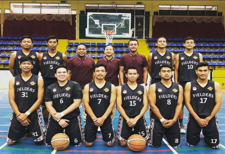 Kinar Fielders Basketball Program Yayasan Kinar Pustaka